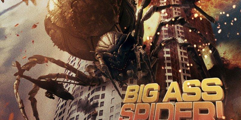Big Ass Spider! Still #2