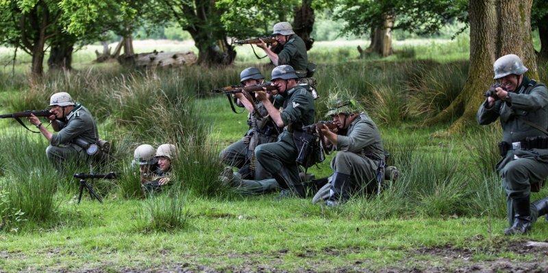 Brothers of War Still #2