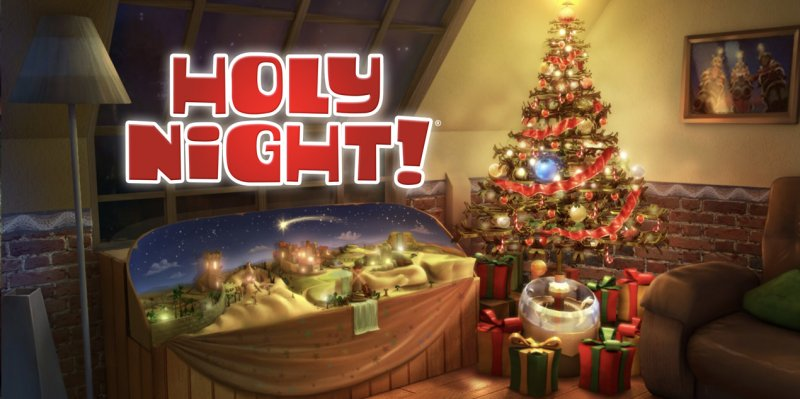 Holy Night Still #1