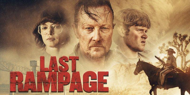 Last Rampage Still #1