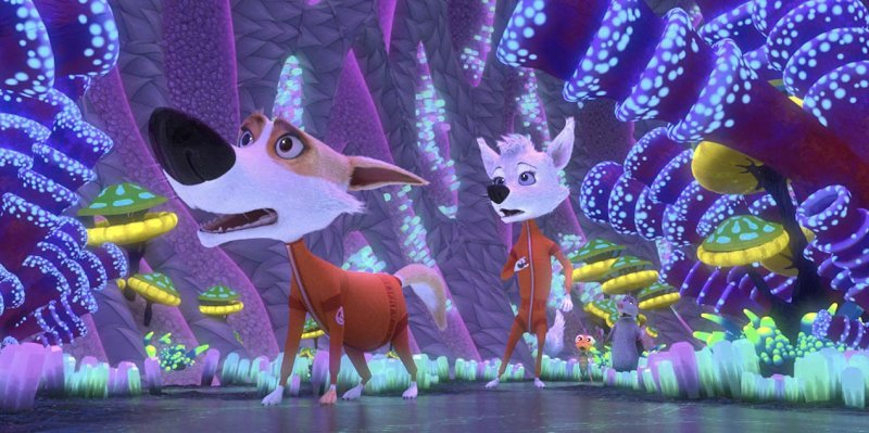 Space Dogs: Tropical Adventure Still #