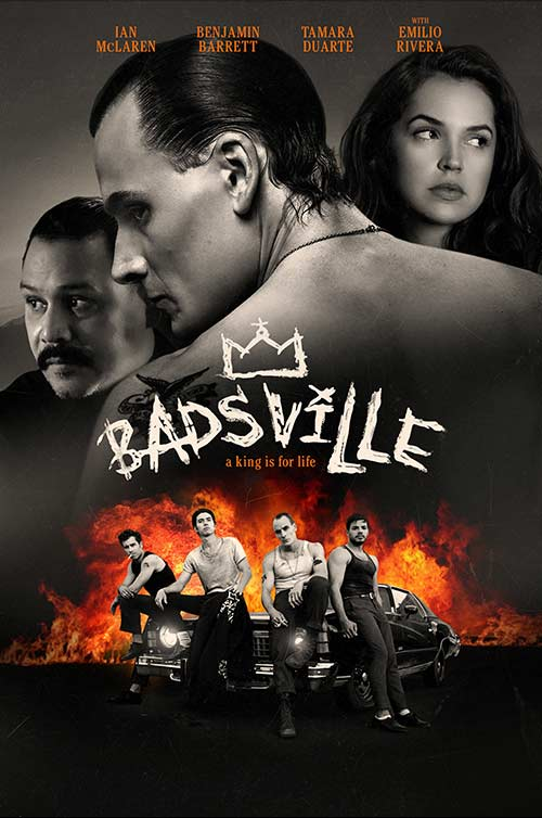 Badsville Movie Poster