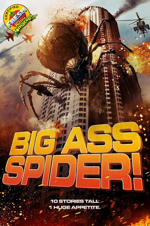 Big Ass Spider! Movie Poster