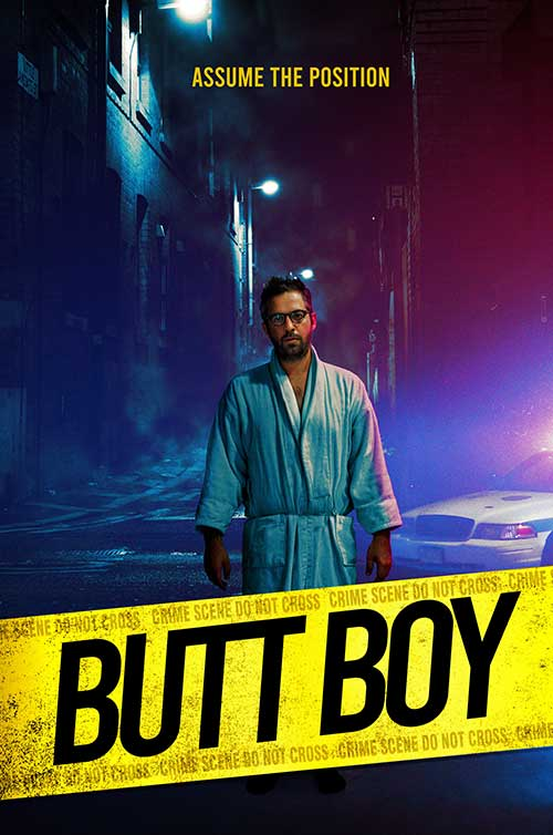 Butt Boy Movie Poster