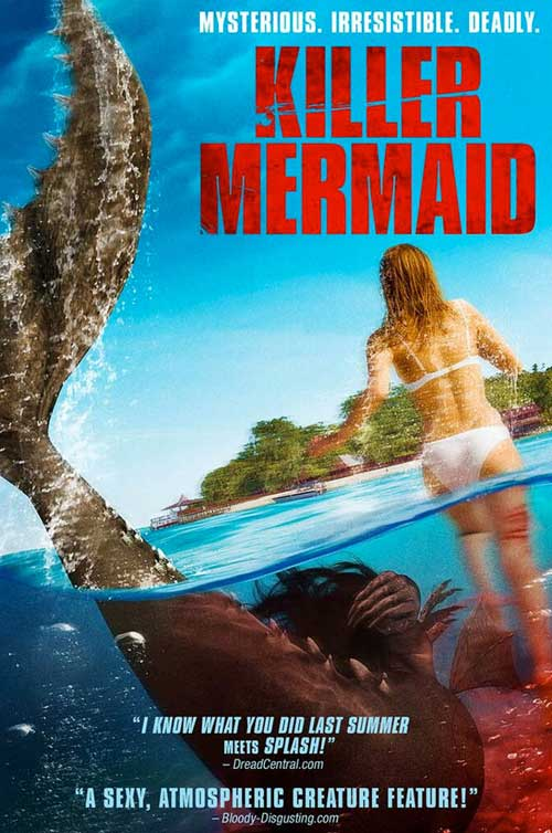 Killer Mermaid Poster