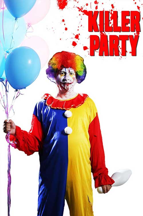Killer Party Movie Poster
