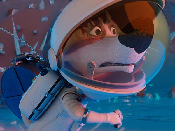 Space Dogs: Tropical Adventure Still #4