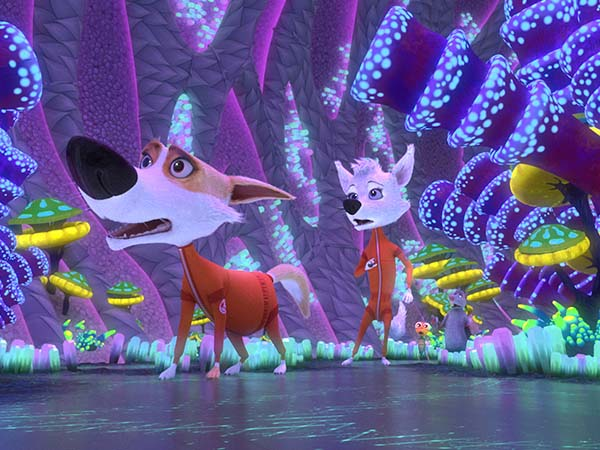 Space Dogs: Tropical Adventure Still #2