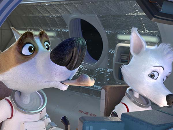 Space Dogs: Tropical Adventure Still #5