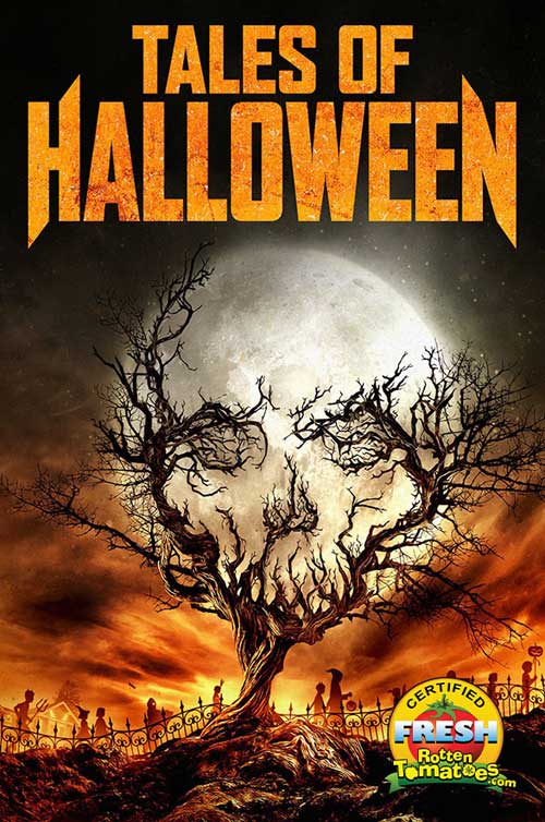 Tales of Halloween Poster