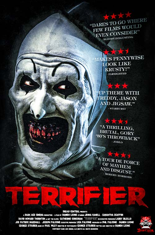 Terrifier Movie Poster
