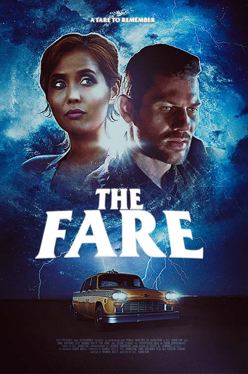 The Fare Movie Poster