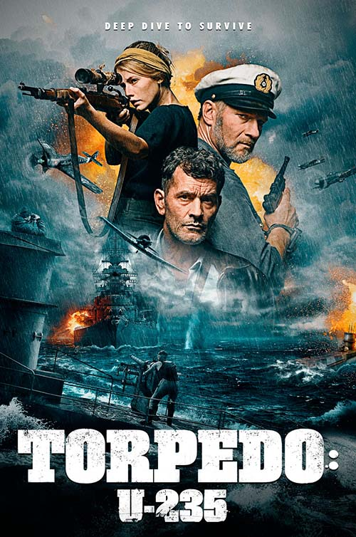 Torpedo: U-235 Movie Poster