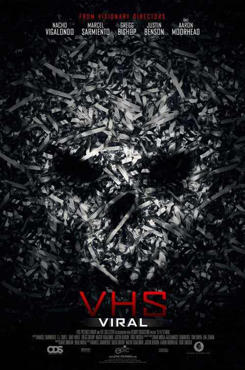 VHS Viral Movie Poster