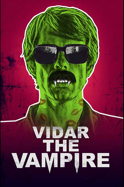 Vidar The Vampire Movie Poster