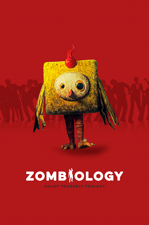 Zombiology: Enjoy Yourself Tonight Poster