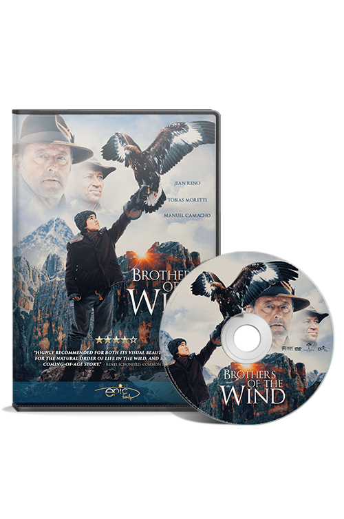 Brothers Of The Wind DVD