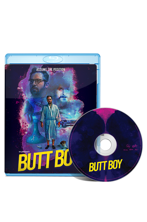Butt Boy Blu-ray
