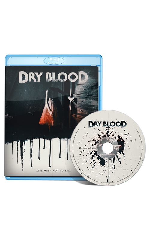 Dry Blood Blu-Ray