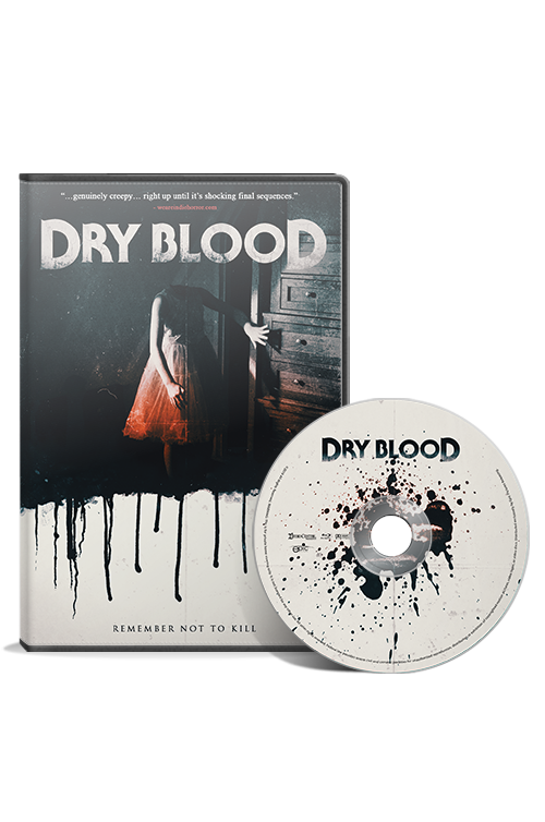Dry Blood DVD