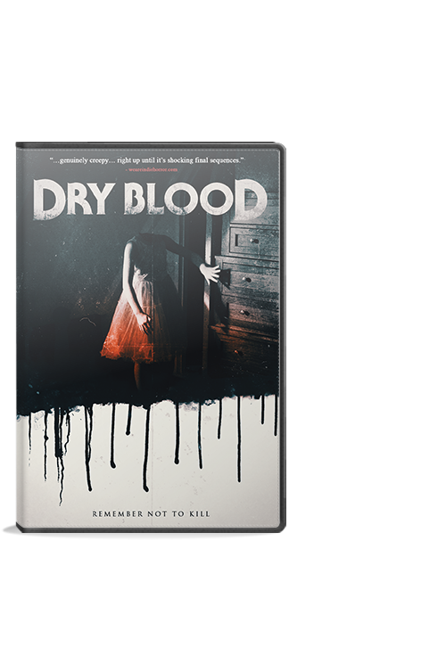 Dry Blood DVD | Epic Pictures