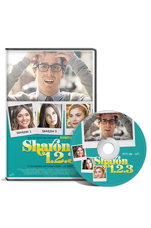 Sharon 1.2.3-DVD