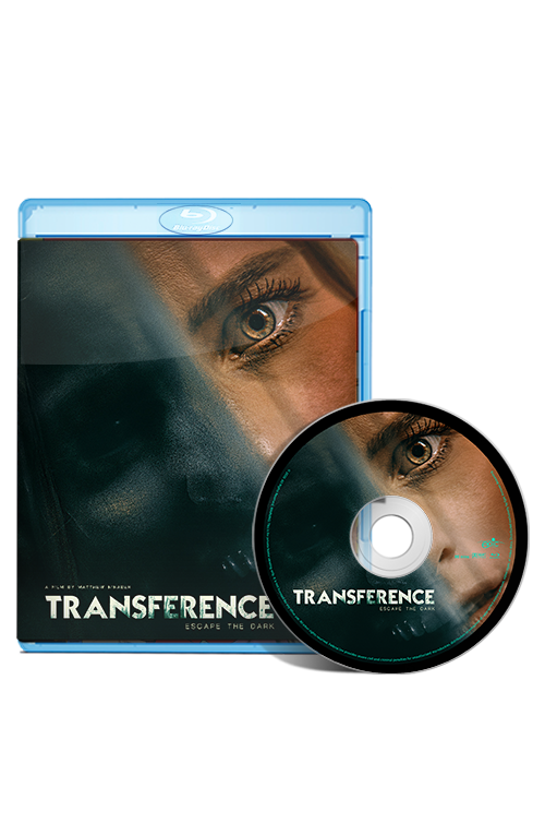 Transference Blu-ray