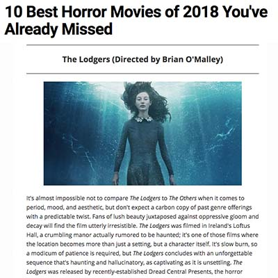 10 Best Horror Movies of 2018 You've Already Missed