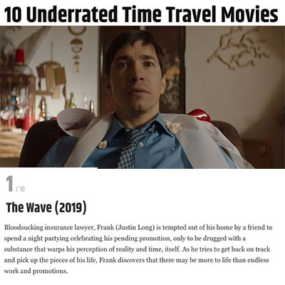 10 Underrated Time Travel Movies