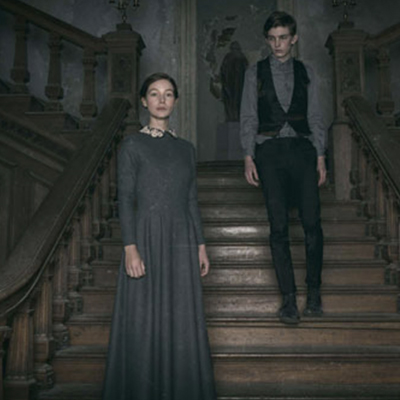 """A must-see for fans of gothic horror cinema.""-The Lodgers reviewed by Cineuropa"