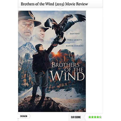 Brothers of the Wind Movie Review