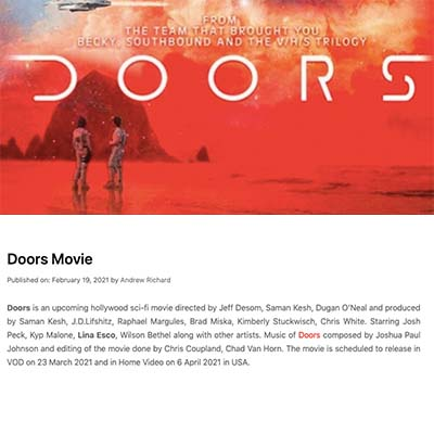 Doors Movie