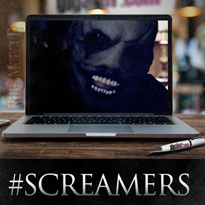 "EXCLUSIVE POSTER & FILMMAKER COMMENTS, PLUS TRAILER & PLAYDATES: DREAD CENTRAL PRESENTS ""#SCREAMERS"""