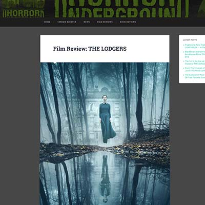 Film Review: THE LODGERS