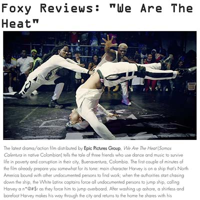Foxy Reviews: