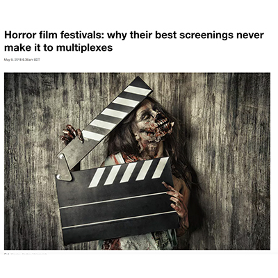 Horror film festivals: why their best screenings never make it to multiplexes