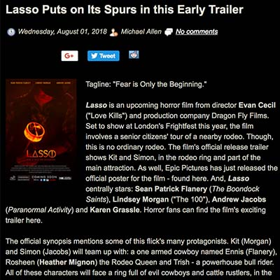 Lasso Puts on Its Spurs in this Early Trailer