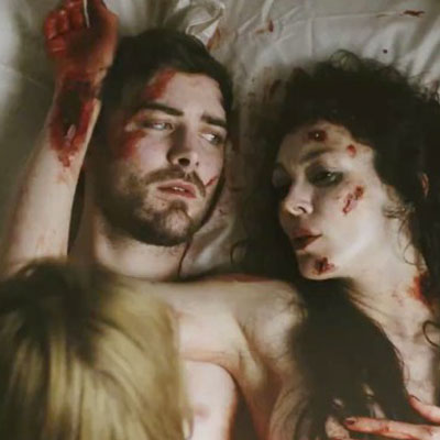 Nina Forever | Bloody and Romantic 'Nina Forever' Trailer Highlights the Rave Reviews