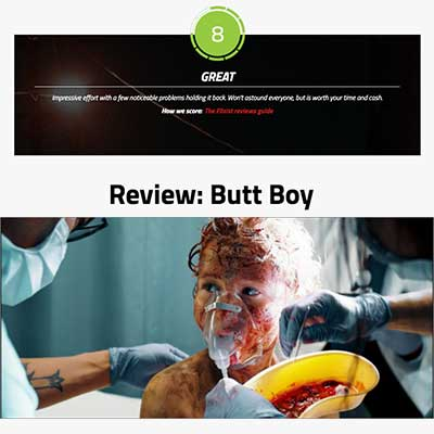 Review: Butt Boy (2020)