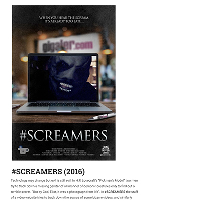 Review: #SCREAMERS