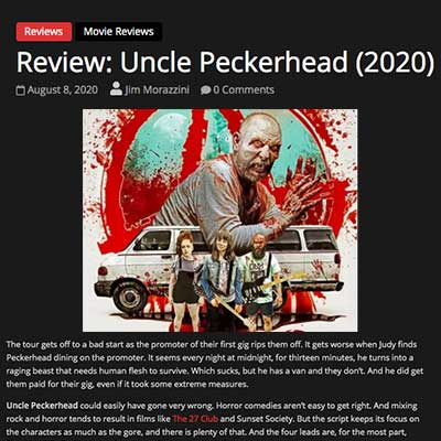 Review: Uncle Peckerhead (2020)