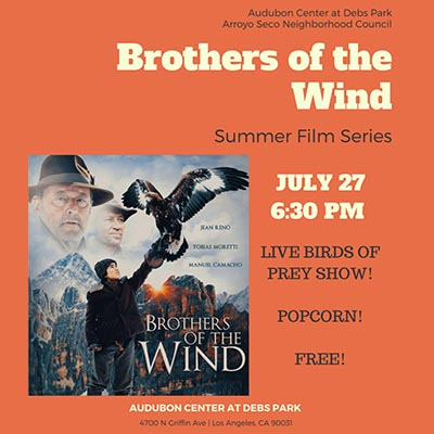 Summer Film Series -- Brothers of the Wind