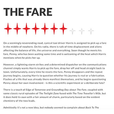 THE FARE Review