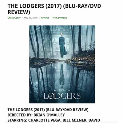 THE LODGERS (2017) (BLU-RAY/DVD REVIEW)