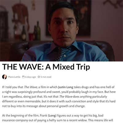 THE WAVE: A Mixed Trip