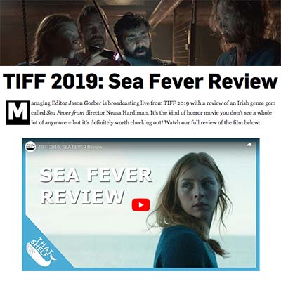 TIFF 2019: Sea Fever Review