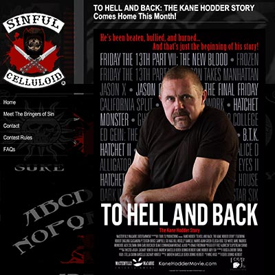 TO HELL AND BACK: THE KANE HODDER STORY Comes Home This Month!