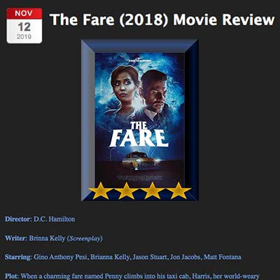 The Fare (2018) Movie Review