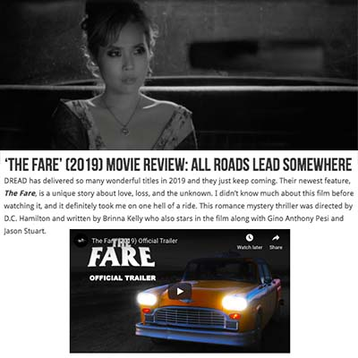 'The Fare' (2019) Movie Review: All Roads Lead Somewhere