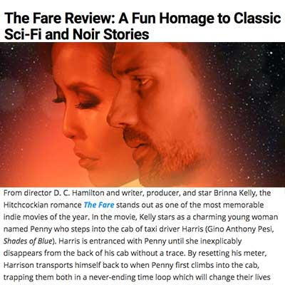 The Fare Review: A Fun Homage to Classic Sci-Fi and Noir Stories
